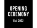 OPENING CEREMONY折扣碼優惠頁