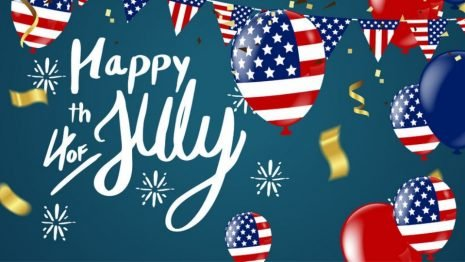 Happy 4th of July - 美國獨立紀念日折扣碼優惠