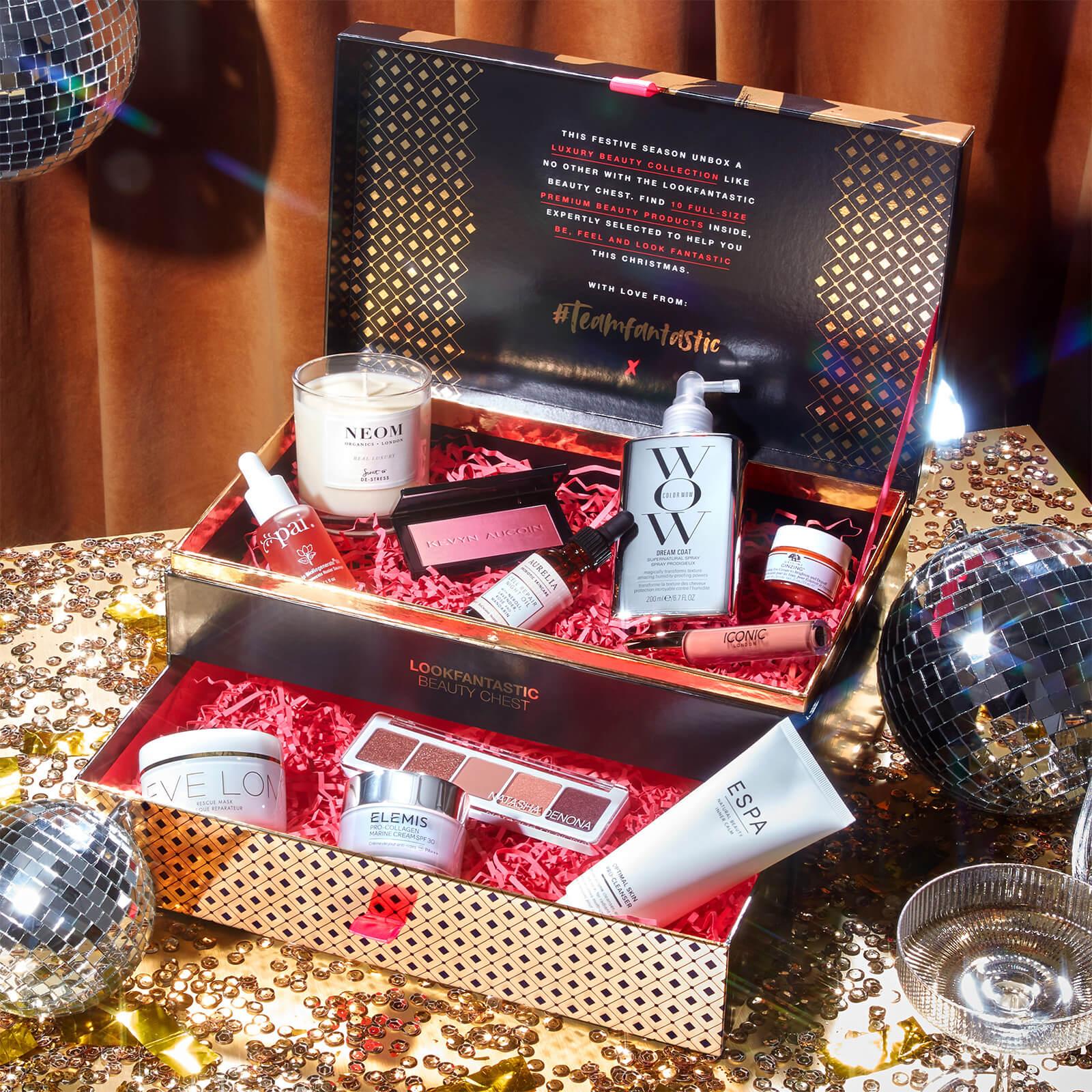 lookfantastic 聖誕禮盒