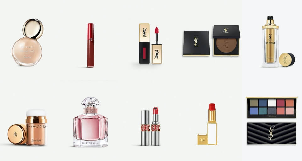 SELFRIDGES雙11優惠:單身節指定美妝單品7折起