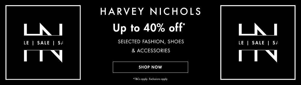 Harvey Nichols夏季折扣低至6折